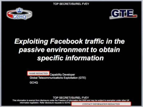 Facebook:NSA3